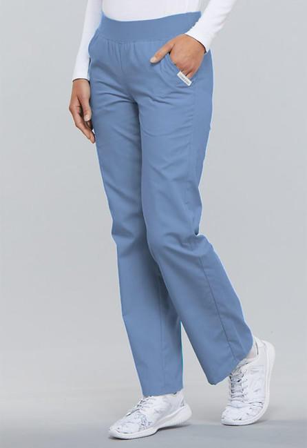 Zdravotnické oblečení - Dámske nohavice - 2085-CIEB - 4 c6093f7689