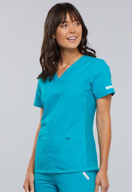 26de27454beb Zdravotnické oblečení - Dámske blúzy - 2968-TELB - 4