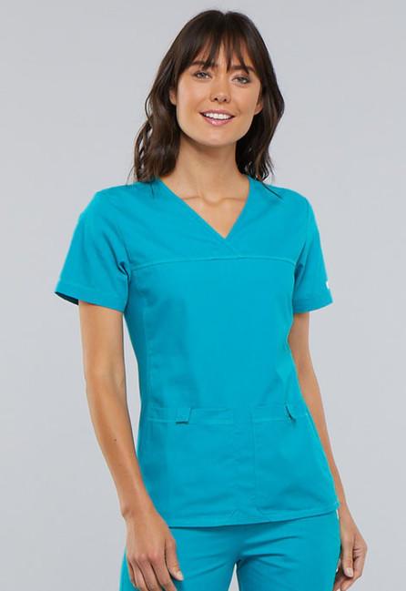 986aad74f7bf Zdravotnické oblečení - Dámske blúzy - 2968-TELB - 6