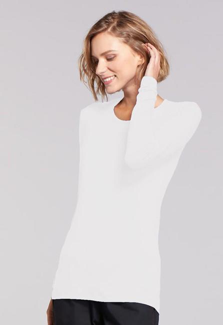 Zdravotnické oblečení - Dámske blúzy - 4881-WHTW - 4 a2713adb43