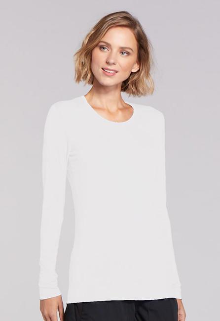 Zdravotnické oblečení - Dámske blúzy - 4881-WHTW - 3 41d9fdea3c