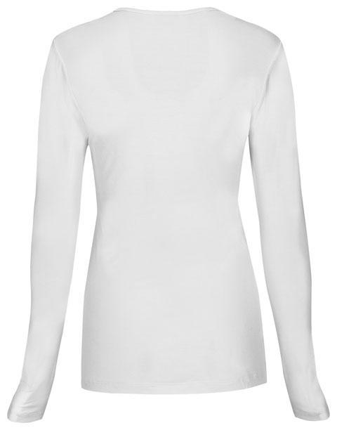 Zdravotnické oblečení - Dámske blúzy - 4881-WHTW - 2 7e8e4a149d