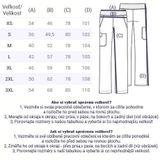 Zdravotnické oblečení - Dámske nohavice - 2085-WNEB - 4