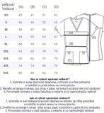 Zdravotnické oblečení - Dámske blúzy - 2968-REDB - 7