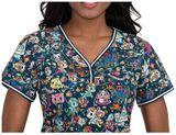 Zdravotnické oblečení - Dámske blúzy - 383TKD-SAM - 2