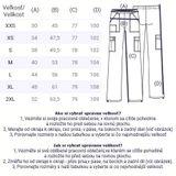 Zdravotnické oblečení - Nohavice - 4005-TLBW - 4
