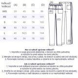 Zdravotnické oblečení - Dámske nohavice - 4203-ROYW - 6