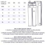 Zdravotnické oblečení - Dámske nohavice - 4203-TLBW - 6