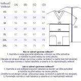 Zdravotnické oblečení - Pánske blúzy - 4700-SGRW - 4