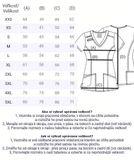 Zdravotnické oblečení - Blúzy - 4710-TLBW - 9
