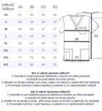 Zdravotnické oblečení - Dámske blúzy - 4725-CIEW - 7