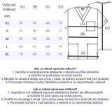 Zdravotnické oblečení - Pánske blúzy - 4876-REDW - 5