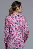 Zdravotnické oblečení - Dámske blúzy - CK301-OWLV - 3