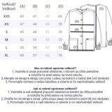 Zdravotnické oblečení - Dámske blúzy - CK301-TYPW - 7