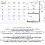 Zdravotnické oblečení - Dámske blúzy - CK616-WIFA - 6