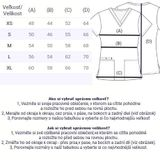 Zdravotnické oblečení - Dámske blúzy - CK616-APAF - 7