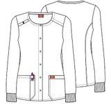 Zdravotnické oblečení - Dámske blúzy - DK306-NULF - 3