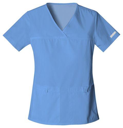 Zdravotnické oblečení - Dámske blúzy - 2968-CIEB