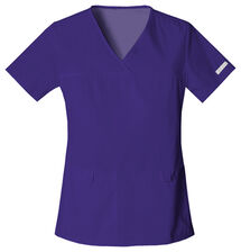 Zdravotnické oblečení - Dámske blúzy - 2968-GRPB