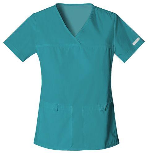 Zdravotnické oblečení - Dámske blúzy - 2968-TELB