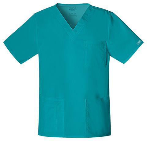 Zdravotnické oblečení - Dámske blúzy - 4725-TLBW