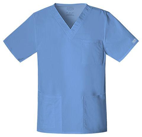 Zdravotnické oblečení - Dámske blúzy - 4725-CIEW