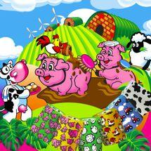 Bandáže FUNNY FARMS