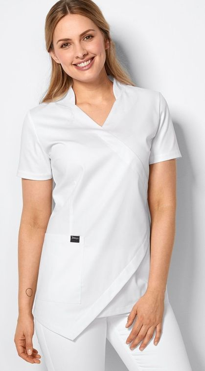 Zdravotnické oblečení - 7days - blúzy - 24-20362667-WEISS