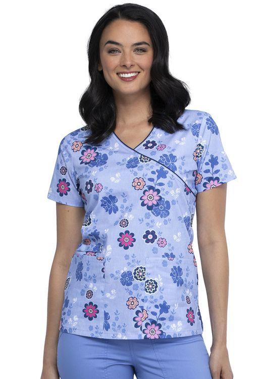 Zdravotnické oblečení - Dámske blúzy - CK614-DNAS