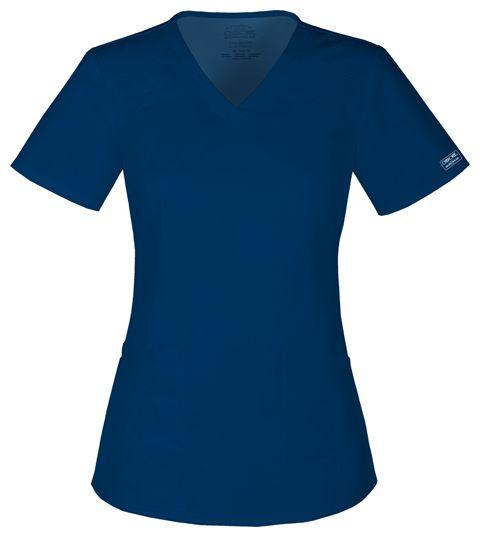Zdravotnické oblečení - Blúzy - 4710-NAVW
