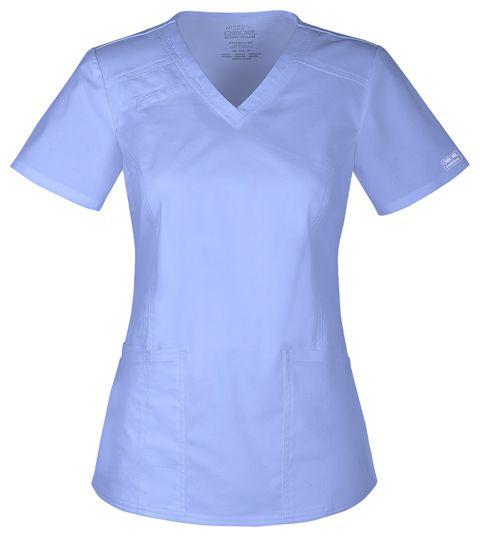 Zdravotnické oblečení - Blúzy - 4710-CIEW