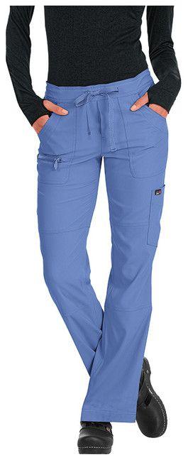 Zdravotnické oblečení - Dámske nohavice - 721-042