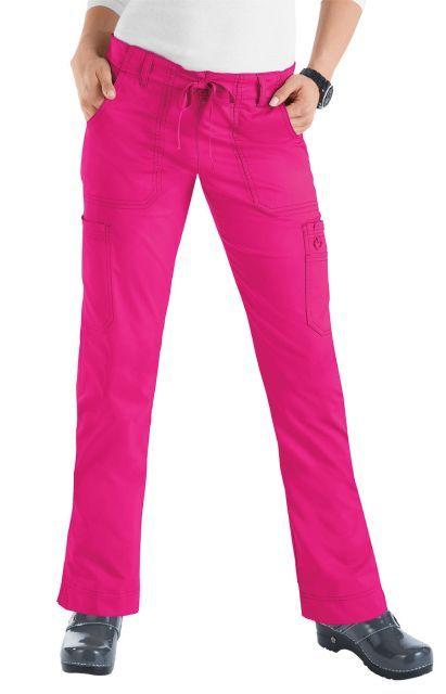 Zdravotnické oblečení - Dámske nohavice - 710-058