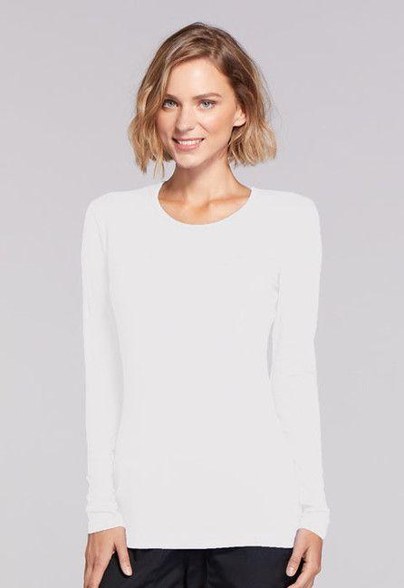 Zdravotnické oblečení - Dámske blúzy - 4881-WHTW