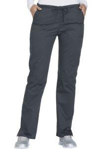 Dámské kalhoty 5ti kapsové - cínová
