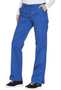 Dámské unisex zdravotnické kalhoty 5ti kapsové - královská modrá 293a85a70a
