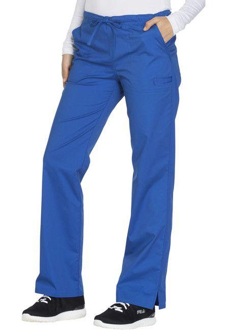 Zdravotnické oblečení - Dámske nohavice - WW130-ROYW
