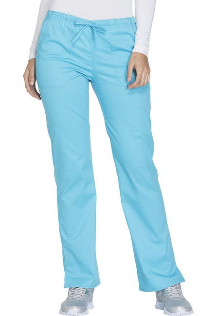 Zdravotnické oblečení - Dámske nohavice - WW130-TRQW