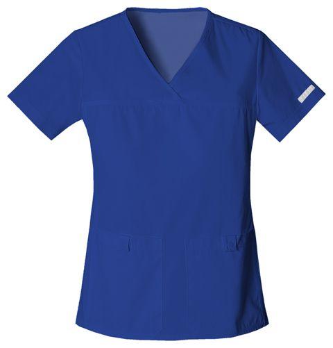 Zdravotnické oblečení - Dámske blúzy - 2968-GABB