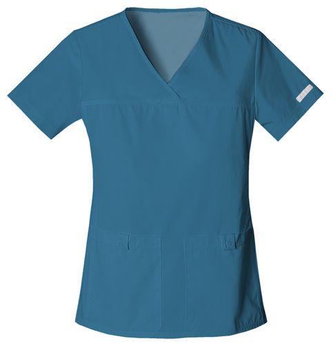 Zdravotnické oblečení - Dámske blúzy - 2968-CABB