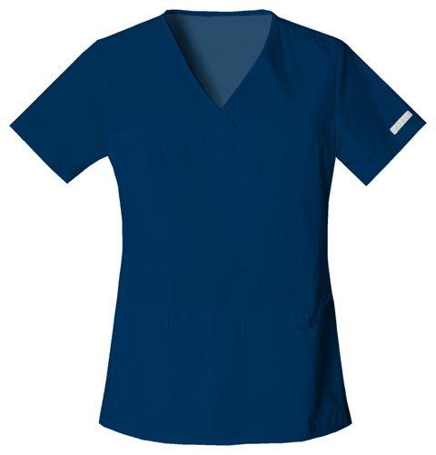 Zdravotnické oblečení - Dámske blúzy - 2968-NVYB