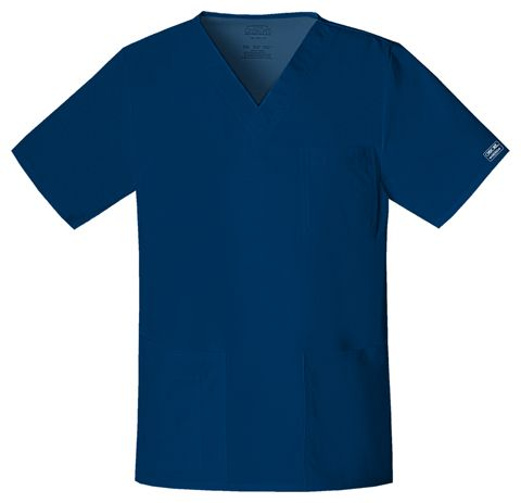 Zdravotnické oblečení - Blúzy - 4725-NAVW