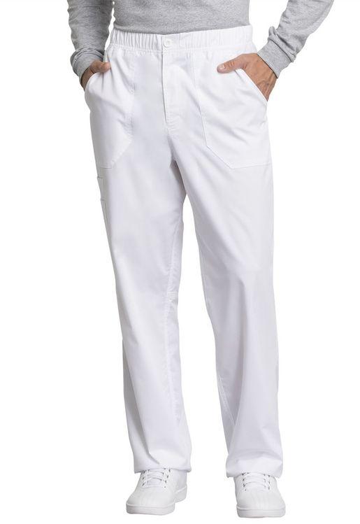 Zdravotnické oblečení - Pánske nohavice - WW250AB-WHT