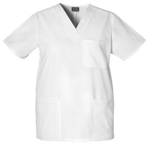 Zdravotnické oblečení - Pánske blúzy - 4876-WHTW