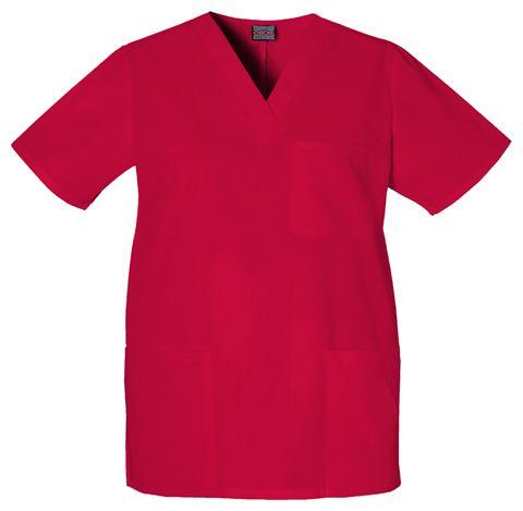 Zdravotnické oblečení - Pánske blúzy - 4876-REDW