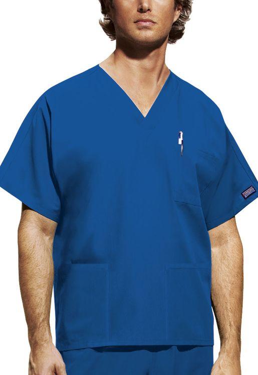 Zdravotnické oblečení - Pánske blúzy - 4876-ROYW