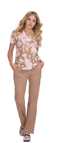 Zdravotnické oblečení - Dámske blúzy - 393PR-NSN